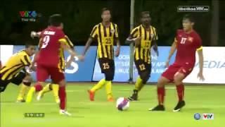 U23 Việt Nam 5 1 U23 Malaysia Công Phượng tỏa sáng