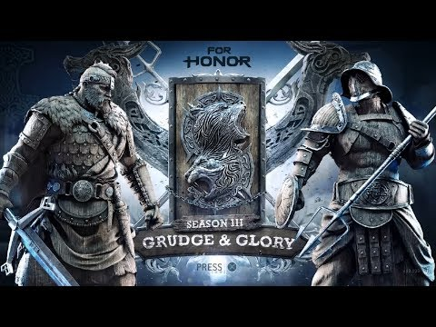 For Honor - Season 3 Day 1... not really