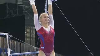Daria Spiridonova UB AA - Universiade Taipei 2017