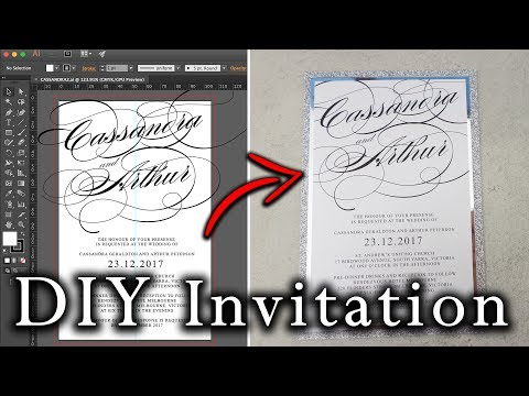 how-to-create-an-invitation-in-illustrator-from-start-to-finish-|-diy-modern-wedding-invitations