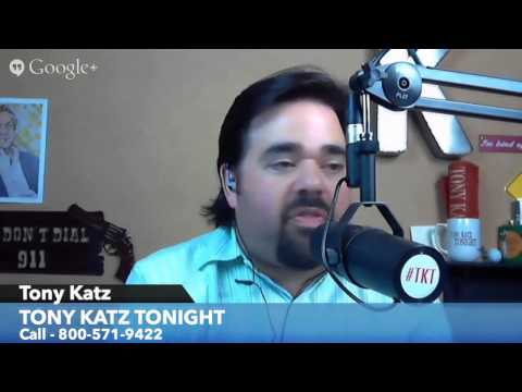 Tony Katz Tonight Radio - 4/17/14 - Indiana Is Competitive and Ukraine Goes After The Jews