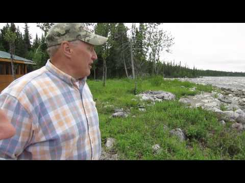 GGC - 6 - Tour Of Waskaganish, A Cree Village On James Bay