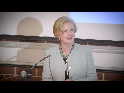 Re-imagining Australia: human rights for everyone - Prof Gillian Triggs | Lecture Curtin University
