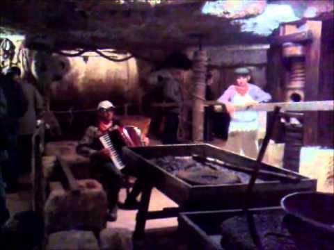 IL presepe vivente di  Pezze di greco Lama di Trappeto 26 dicembre 2010
