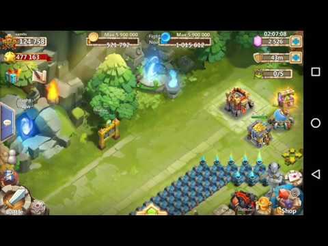 Castle Clash WG 3 Solo