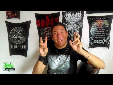 """La """"Escena"""" Del Metal En México / Metal Release"""