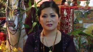 Lâm Mai Thy Chia Sẻ Kinh Nghiệm Tu Tập Pháp Môn Phowa - Giới Thiệu Khóa Tu Phowa 2014 & 2015