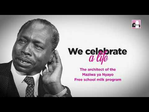 Celebrating Mzee Moi #RIPMoi #FaretheewellMoi