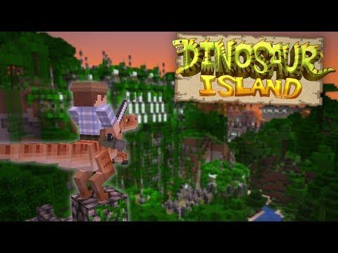 THE PLOT THICKENS! - Dinosaur Island Pt. 3 - Minecraft (PE W10 XB1)