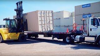 Truck Drivers at Mobile Mini