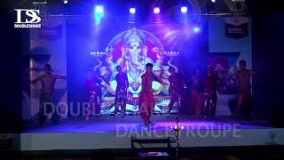 Ganesh Vandana Dance Performance Opening Invocation Act  perform by DoubleShake Dance Troupe India