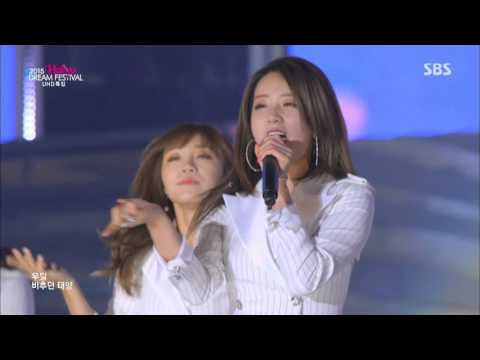 [151004] APINK - REMEMBER @ SBS Hallyu Dream Festival 2015 [1080P]