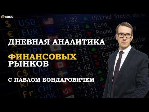 19.04.2019. Дневной обзор финансовых рынков