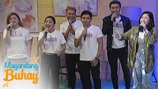 "Magandang Buhay: Yeng sings ""Hawak Kamay"""