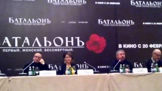 Фильм «БАТАЛЬОНЪ» - пресс в Петребурге(10)