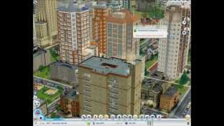 SimCity   Prédios Lindos - video 2