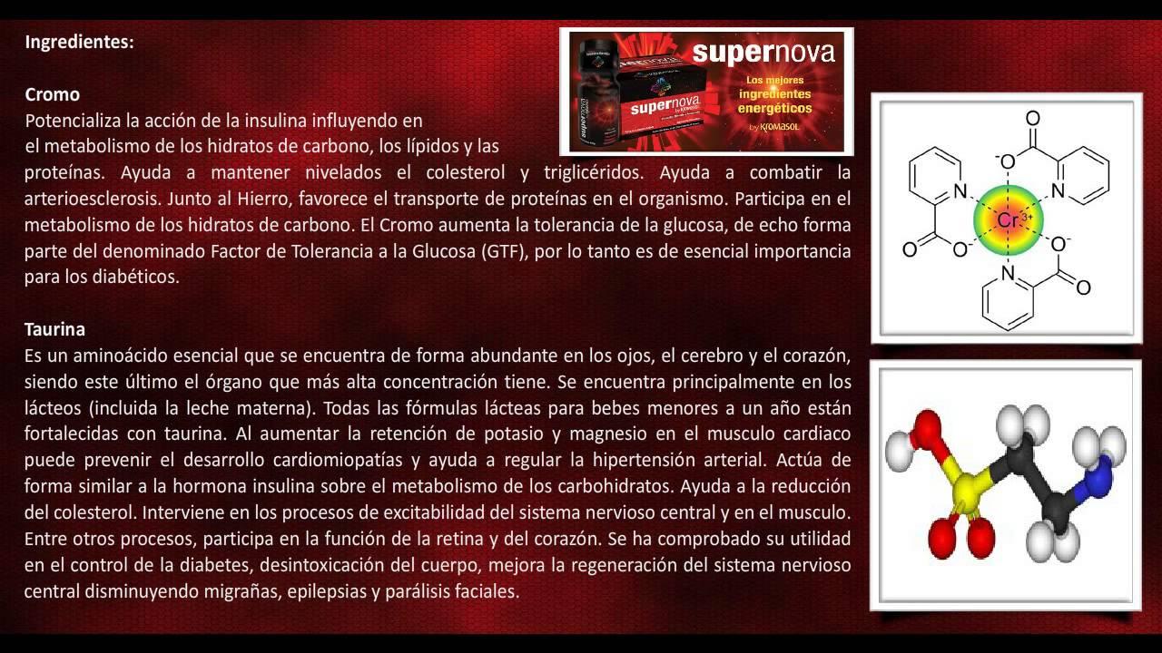 Que Es El SUPERNOVA by Kromasol Y Para Que Sirve? - YouTube