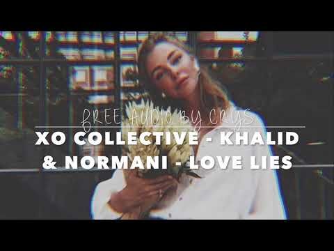 (No copyright song) XO Collective - Khalid & Normani - Love Lies (Jimmie x Felix Palmqvist Remix)