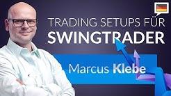 Trading Setups für Swingtrader - EUR/CHF & USD/ZAR - mit Marcus Klebe