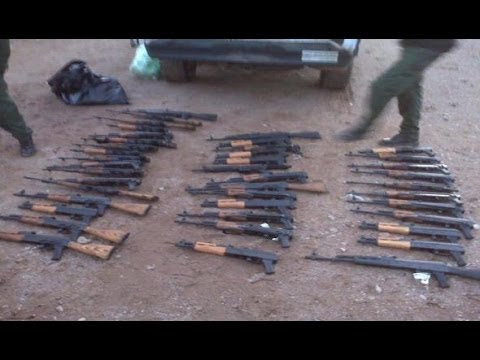 Fast and Furious: Federal Gun Smuggling - Eric Holder Attorney General Testimony Part 1 (2011)