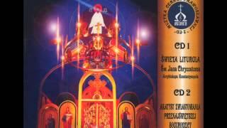 CHÓR OKTOICH - Akatyst / Św. Liturgia - Music of the Orthodox Church - Muzyka Cerkwi Prawosławnej