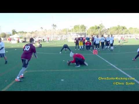 Chris Sailer Kicking, James Dick, VEGAS XXIX