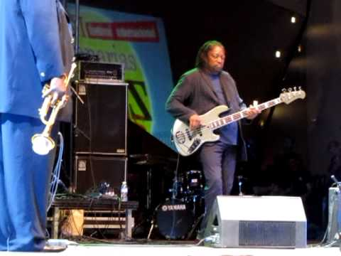 Darryl Jones (The Rolling Stones) Miles Smiles 14 julio 2012 Canarias Jazz Más