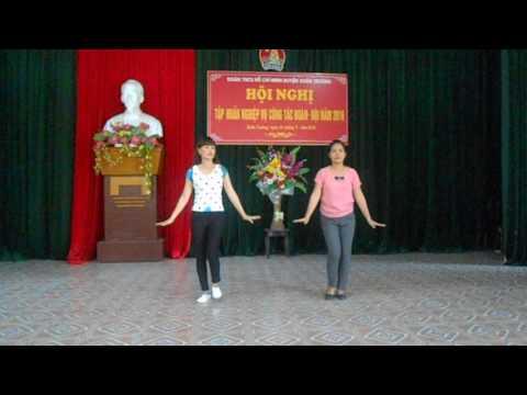 Vui hội trăng rằm - Huyện Xuân Trường