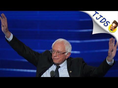"""The Political Revolution Has Already Been Won"" - Nick Brana, DraftBernie Party"