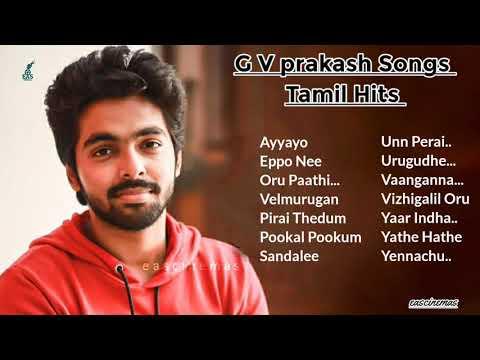 Download GV Prakash Songs Tamil Hits | JukeBox | Tamil Songs | Love Songs | Melody Songs | Hits | eascinemas