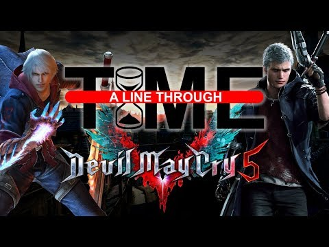 Dante's Age (Devil May Cry 5) | A Line Through Time