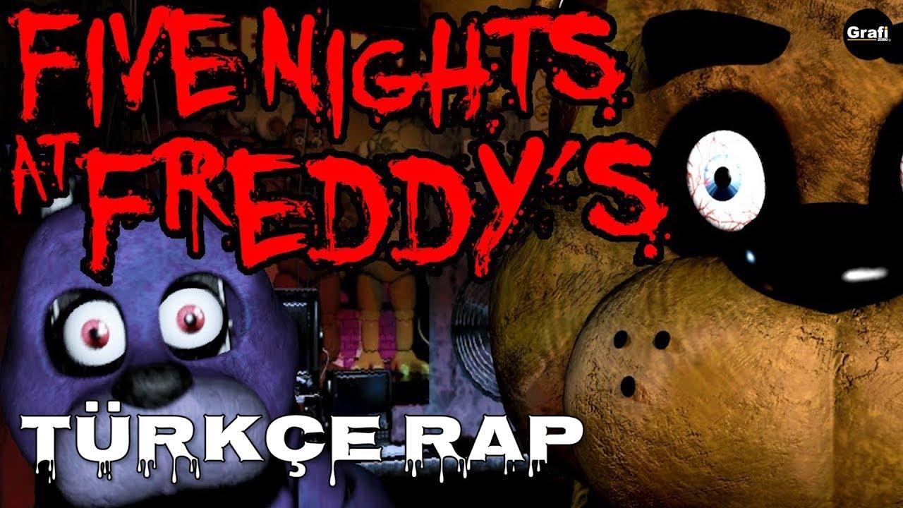 Five Nights at Freddy's - Türkçe Rap