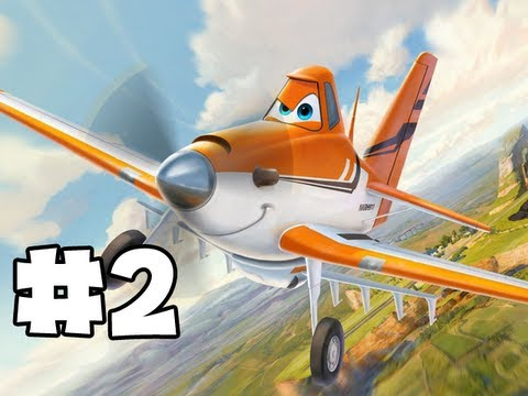 Disney Planes The Video-Game - Part 2 - EL Taxicabra (HD Gameplay Walkthrough)