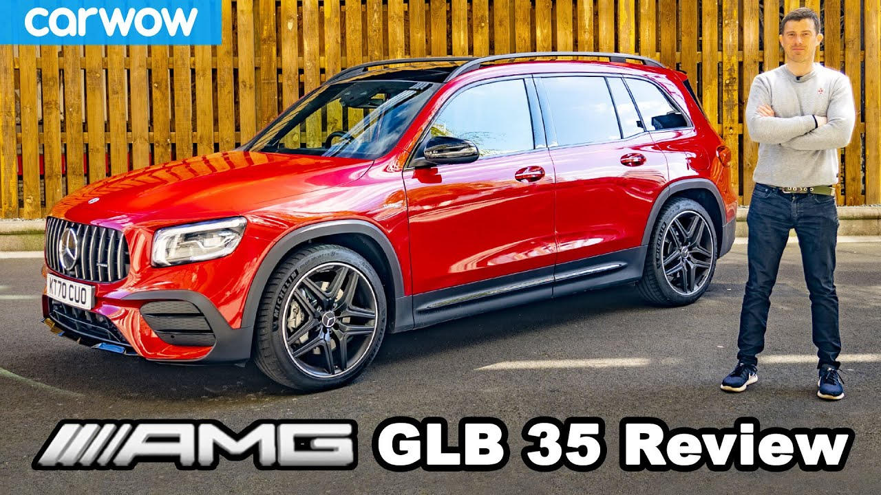 Mercedes-AMG GLB 35 review - 0-60mph, 1/4-mile & brake teste