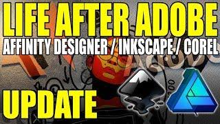 Best FREE Adobe Illustrator Alternative & InkScape AI Secret Video