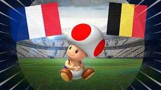 FRANCE VS BELGIQUE - FIFA 19 NINTENDO SWITCH