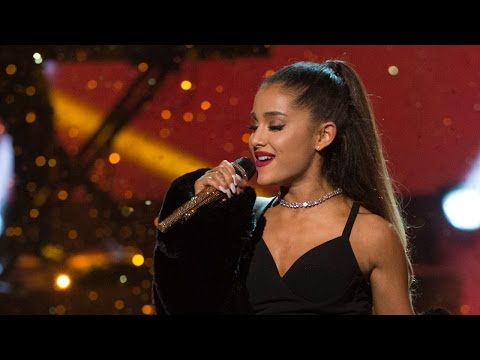 Ariana Grande Dominates The 2016 RDMAs With Her Sexy 'Dangerous Woman' Performance