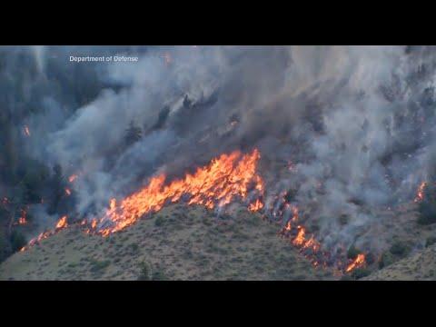 NEON studies wildfire in unprecedented detail - Science Nation