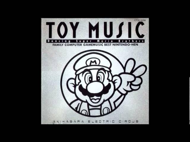 Toy Music: Dancing Super Mario Brothers Track 10: Super Mario Bros. (Carribean Version)