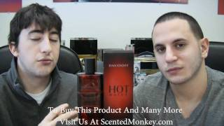 Scented Monkey Hot Water by Davidoff Cologne Review