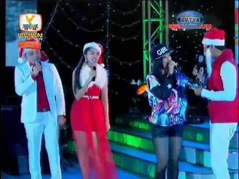 download Ouk Sokun Kanha New Songs 2014 - Cambodia Christmas Concert Part 16 - Aok Sokun Kanha