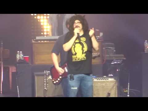 """Mr. Jones"" - Counting Crows - Coney Island - Brooklyn NY - August 16 2016"