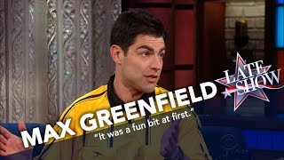 Max Greenfield Wasn't Qualified, But He Got The Job