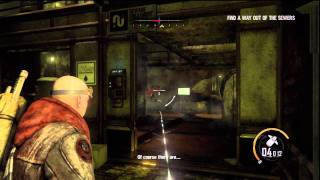 Red Faction Armageddon - PS3 Gameplay HD