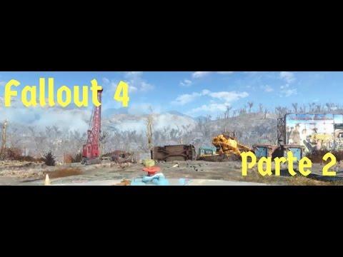 Fallout 4 | PS4 | Parte #2 - Ritorno In Superficie - La Battaglia Di Concord