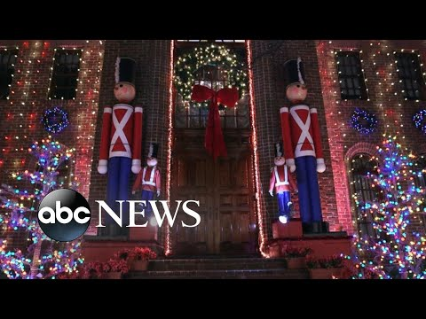 Billy and Julie - News You Need: Check Out These Christmas Lights