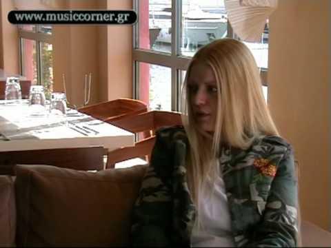 Η Στέλλα Πιλάτη στο MusicCorner.gr