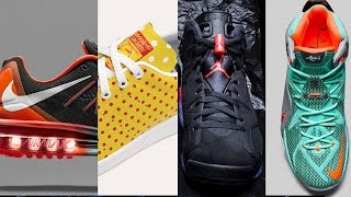 Black Friday and Cyber Monday Sneakers Release: Jordan 6, Air Max 2015, Pharrell x adidas Stan Smith