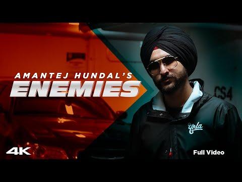 Enemies Amantej Hundal New Punjabi Song Lyrics