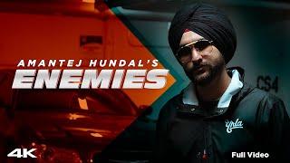 Gambar cover ENEMIES - Amantej Hundal | Official Video | MAINSTREAM (Full Album) | Latest Punjabi Songs 2020